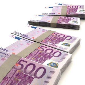 veel geld